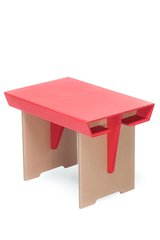 Children's Table, Pink