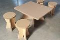 The first collection of children's furniture