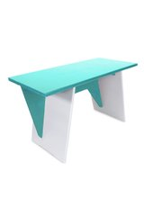 Office Table, Ligth green